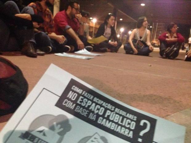 Coletivo A Batata Precisa de Você contou a experiência deles na ocupação permanente do Largo da Batata